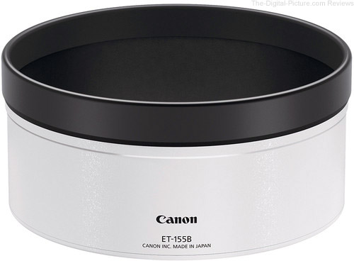 Canon ET-155B Short Lens Hood for EF 400mm f/2.8L IS III USM Lens