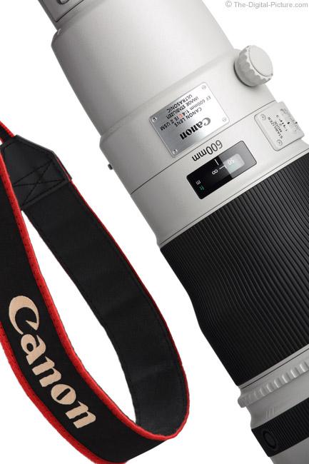 EF 600mm f/4L IS II Artistic Close-Up