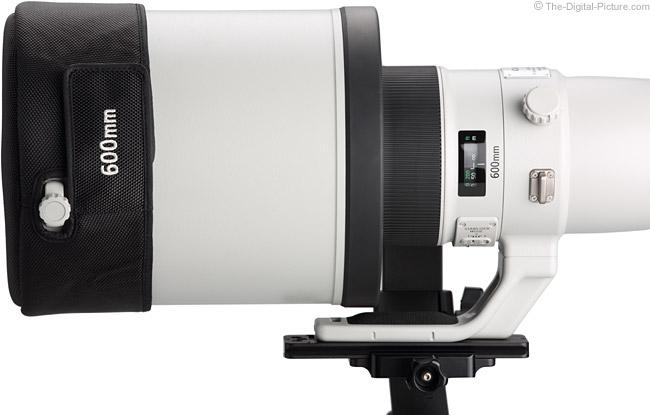 600 L IS II Lens Cap