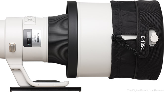 Canon EF 600mm f/4L IS III USM Lens Cap