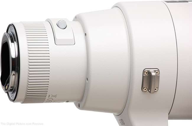 Canon EF 600mm f/4L IS III USM Lens Mount