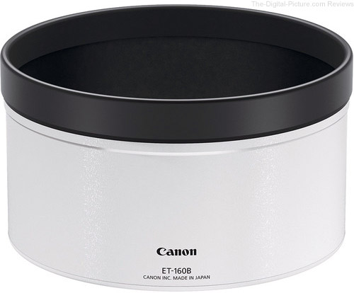 Canon ET-160B Short Lens Hood for EF 600mm f/4L IS III USM Lens