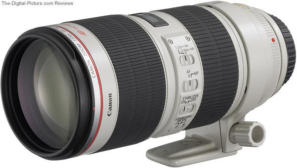70-200 f/2.8L IS II