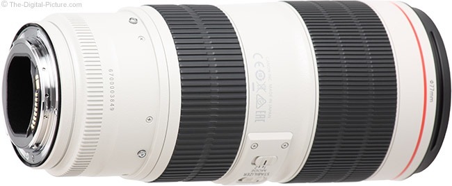 Canon EF 70-200mm f/2.8L IS III USM Lens Mount