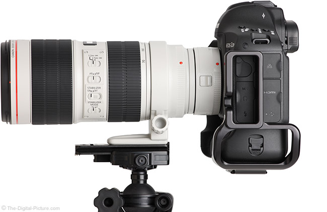 Canon EF 70-200mm f/2.8L IS III USM Lens with Teleconverter