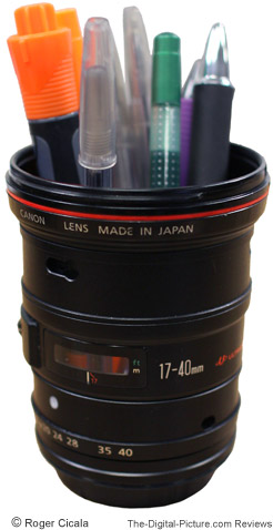 Roger Cicala's Lens Mug