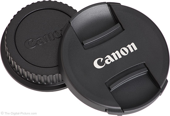 Canon EF 70-200mm f/4L IS II USM Lens Cap