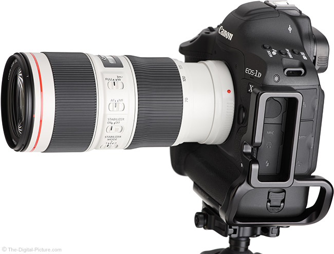 Canon 70-200mm f/4L IS II Lens
