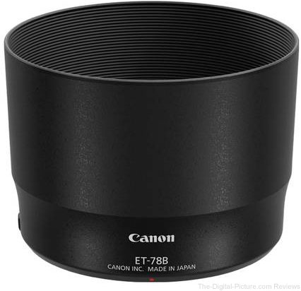 Canon ET-78 Lens Hood