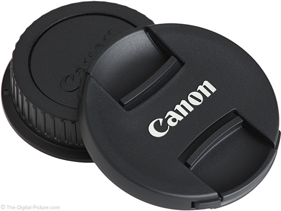 Canon EF 70-300mm f/4-5.6 IS II USM Lens Cap