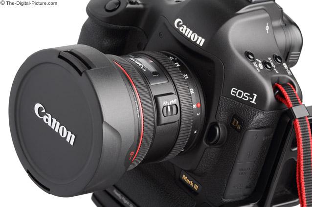 8-15 Fisheye Lens Cap