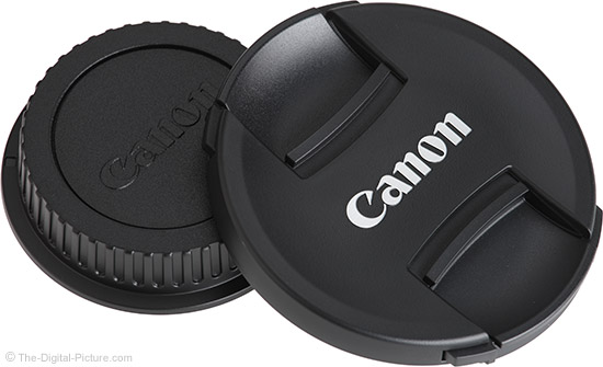 Canon EF 85mm f/1.4L IS USM Lens Cap