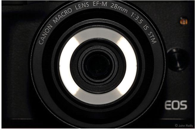 Canon EF-M 28mm f/3.5 Macro IS STM Lens Macro Lite