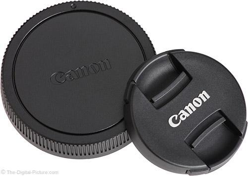 Canon EF-M 32mm f/1.4 STM Lens Cap