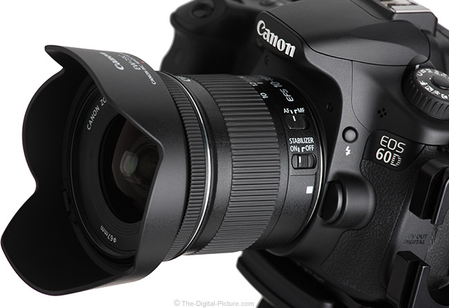 Amazoncom  Canon EFS 1018mm f4556 IS STM Lens