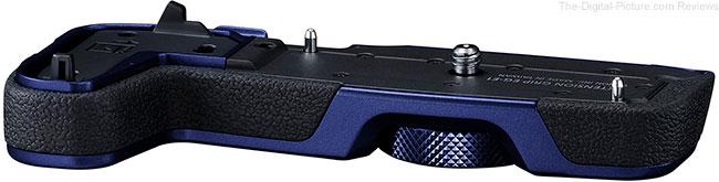 Canon EG-E1 Extension Grip Blue