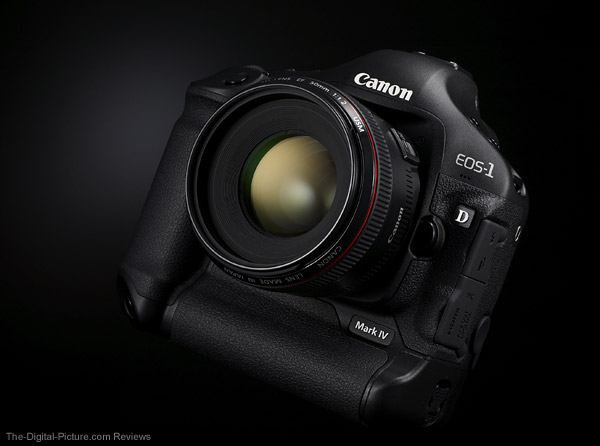 Canon EOS-1D Mark IV with Canon EF 50mm f/1.2L USM Lens