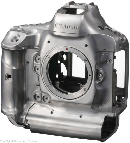 Canon EOS-1D X Mark II Magnesium Alloy Chassis