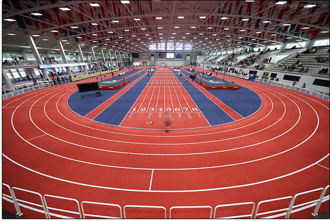 Canon EOS-1D X Mark III Indoor Track Sample Picture
