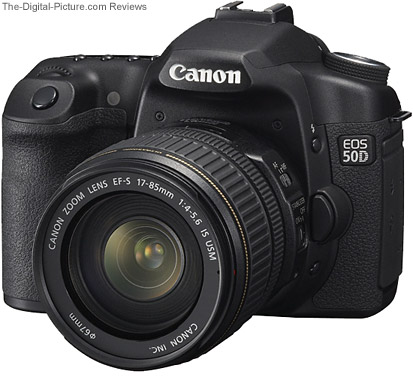 17-85 IS Mounted on Canon EOS 5D - Comparison