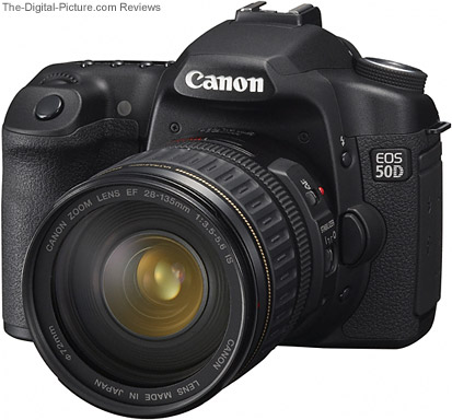 Canon EF 28-135mm f/3.5-5.6 IS USM Lens Mounted on Canon EOS 5D - Comparison