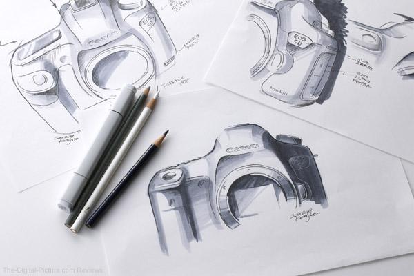 5D III Sketch