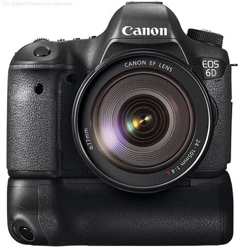 Canon BG-E13 Battery Grip with Canon BG-E13 Battery Grip