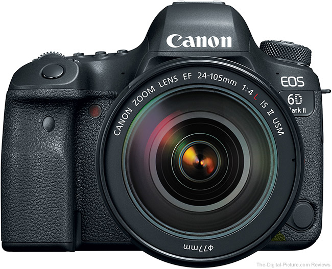 Canon EOS 6D Mark II Front