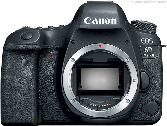 Canon EOS 6D Mark II No Lens