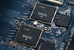 Dual DIGIC 6 Processors