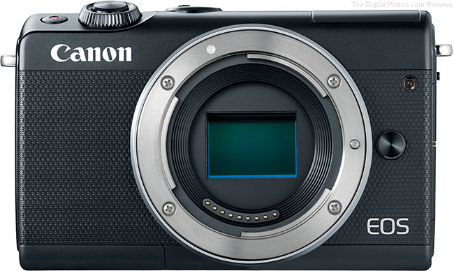 Canon EOS M100 No Lens