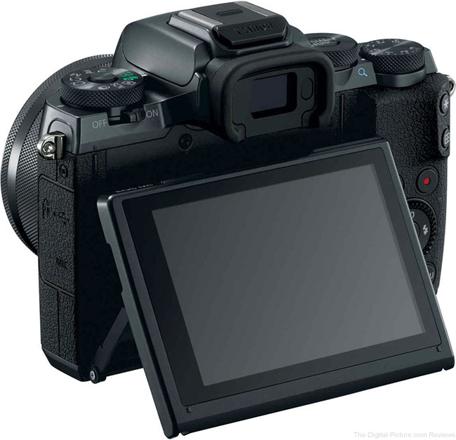 Canon EOS M5 LCD Out