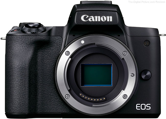 Canon EOS M50 Mark II Body