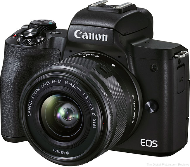 Just Announced: Canon EOS M50 Mark II