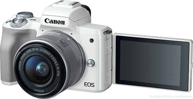 Canon EOS M50 LCD Out