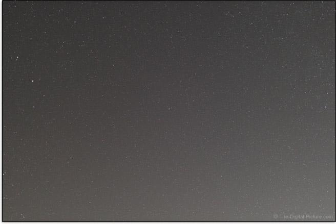 EOS R Autofocuses on the Night Sky