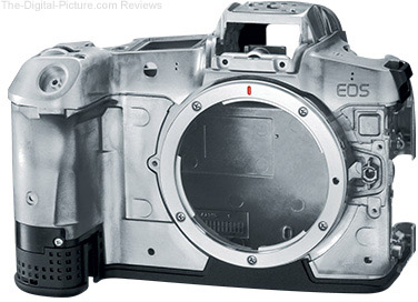 Canon EOS R Magnesium Alloy Chassis