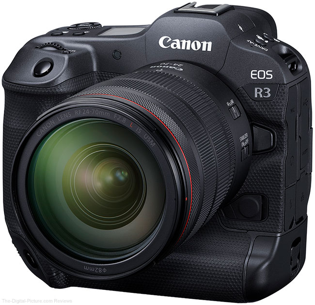 Exciting News: The Canon EOS R3 is Formally Announced!
