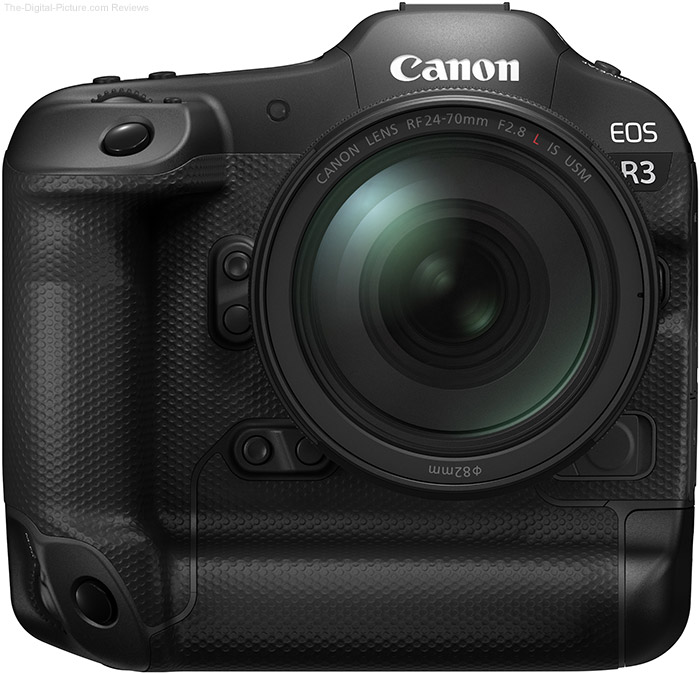 Canon EOS R3 Front