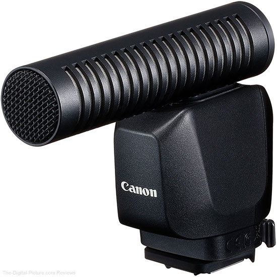 Canon Stereo Microphone DM-E1D