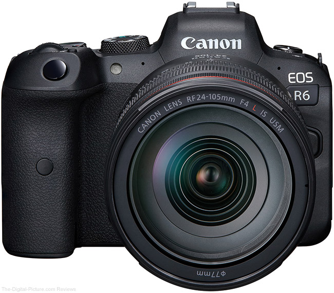 Testing the Canon EOS R5 and R6 Buffer Capacity During High-Speed  Capture