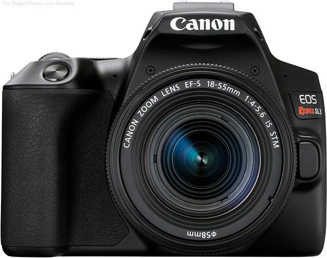 Canon EOS Rebel SL3 / 250D Review
