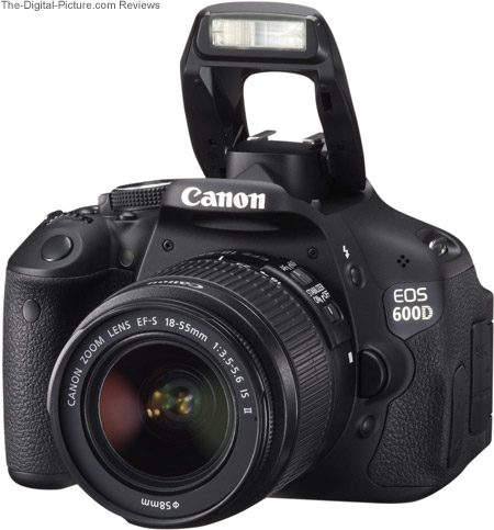 Canon EOS Rebel T3i / 600D Review