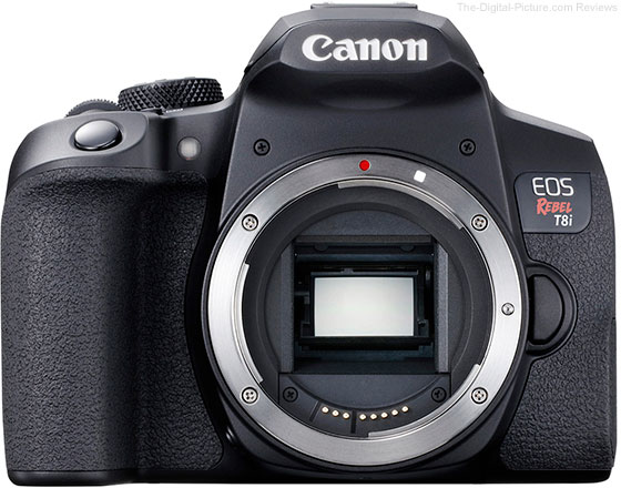 Canon EOS Rebel T8i / 850D Body