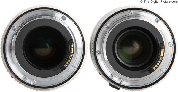 Canon EF 2x III Extender Durability Comparison With Version II