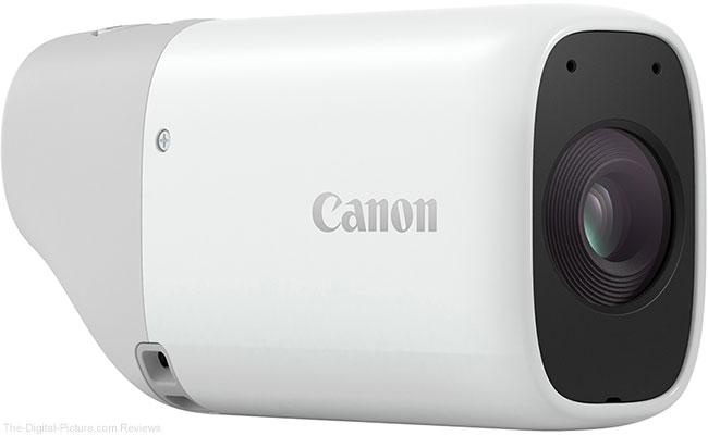 Canon PowerShot Zoom Compact Monocular Angle