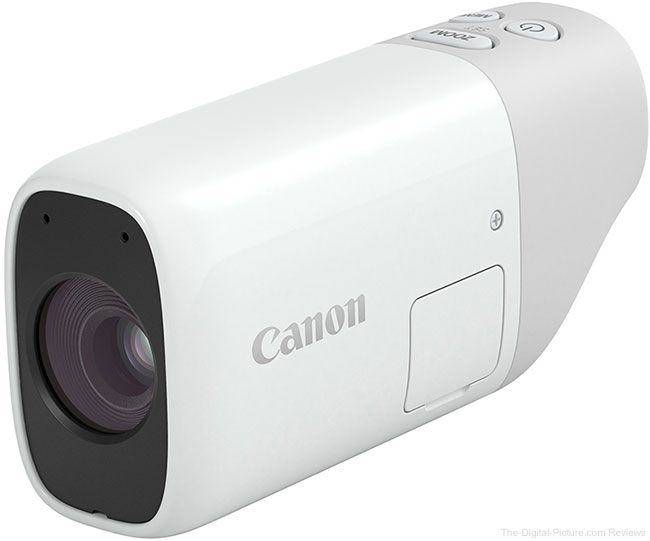 Just Announced: Canon PowerShot Zoom Compact Monocular