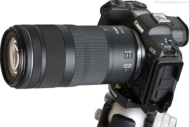 More Information About the Canon RF 100-400mm F5.6-8 IS USM, RF 16mm F2.8 STM Lens, Preorders