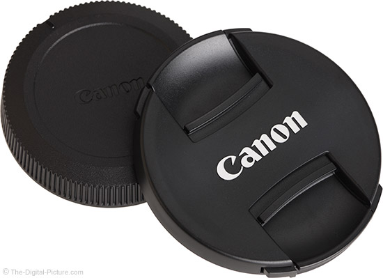 Canon RF 100-500mm F4.5-7.1 L IS USM Lens Cap