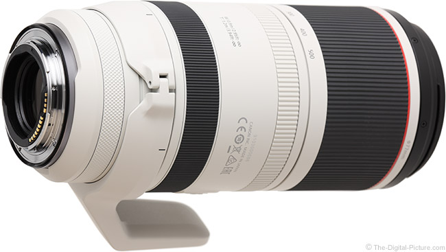 Canon RF 100-500mm F4.5-7.1 L IS USM Lens Mount